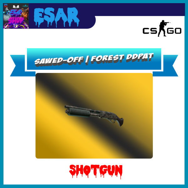 Sawed-Off | Forest DDPA