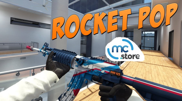 Galil AR | Rocket Pop (Mil-Spec Grade Rifle)
