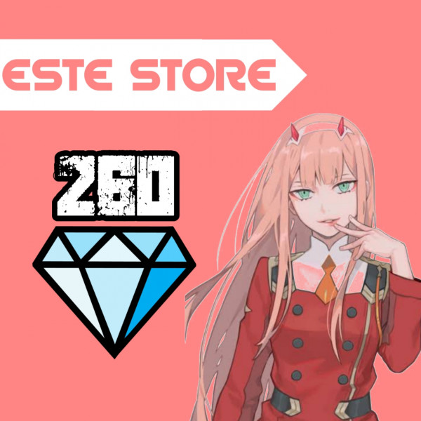 260 Diamonds