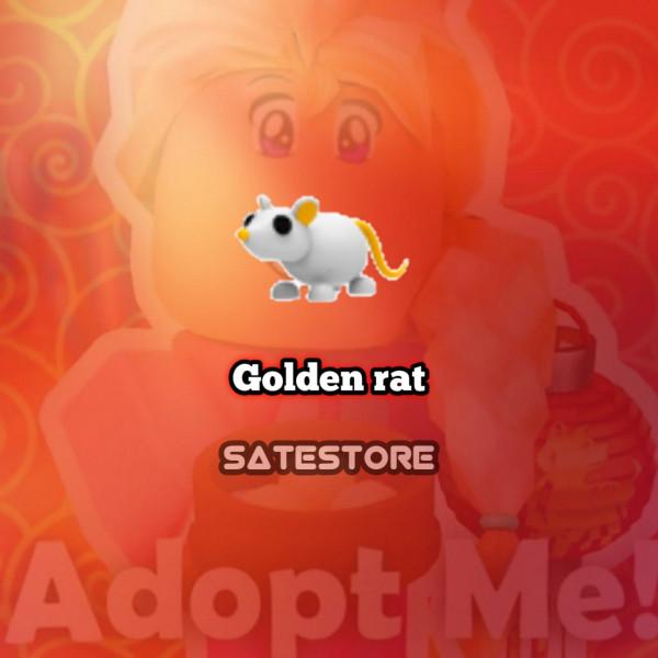 Golden rat - Adopt me