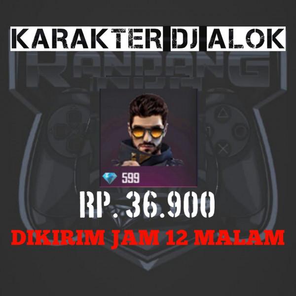 KARAKTER DJ ALOK