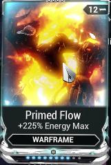Primed Flow R8/R10
