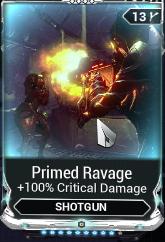 Primed Ravage R9/R10