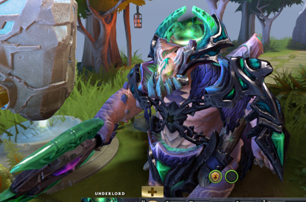 Atrocities of the Abyssal Scourge (Underlord Set)