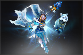 Frost Avalanche (Arcana Crystal Maiden)