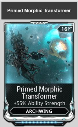 MAX Primed Morphic Transformer
