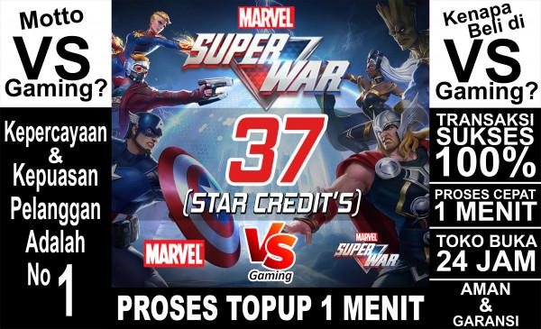 37 Star Credits