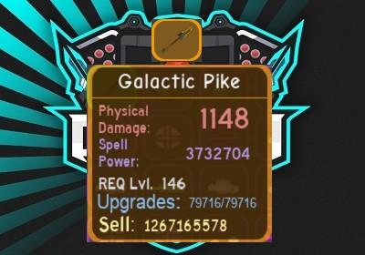 Galatic Pike