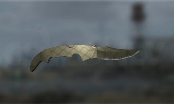 Falchion Knife | Safari Mesh FT