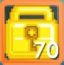 70 world lock + bonus