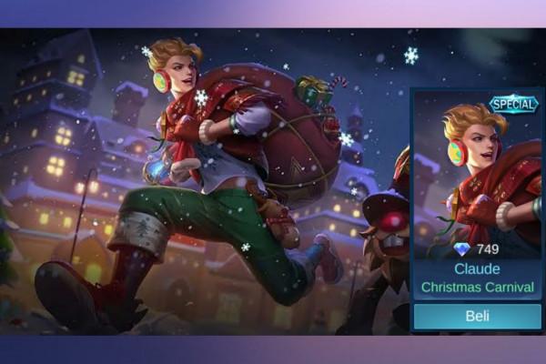 Christmas Carnival ( Spesial Skin Claude )