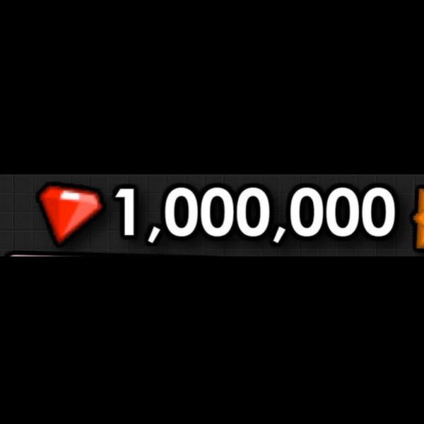 Akun Polos + 1.000.000 Gems