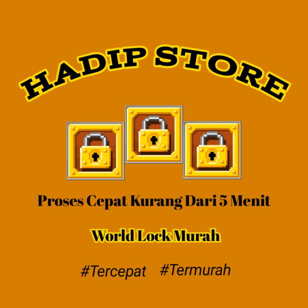 Paket Murah 10 World Lock