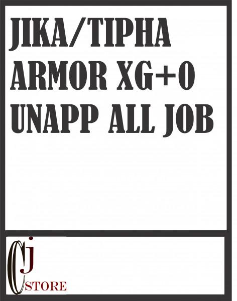 Jikael's/Tipareth Armor XG+0 Unapp
