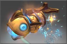 Golden Piscean Pulverizer (Tusk Immortal)