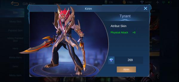 Tyrant (Skin Martis)