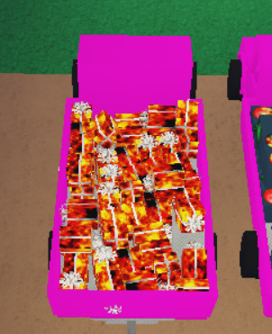 1 Pink Truck Fire Gift isi 30++ l Lumber Tycoon 2