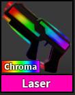 Murder Mystery 2 - Chroma Laser ( Nego Murah )
