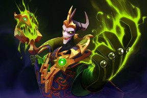 The Arcanist's Guise (Rubick set)