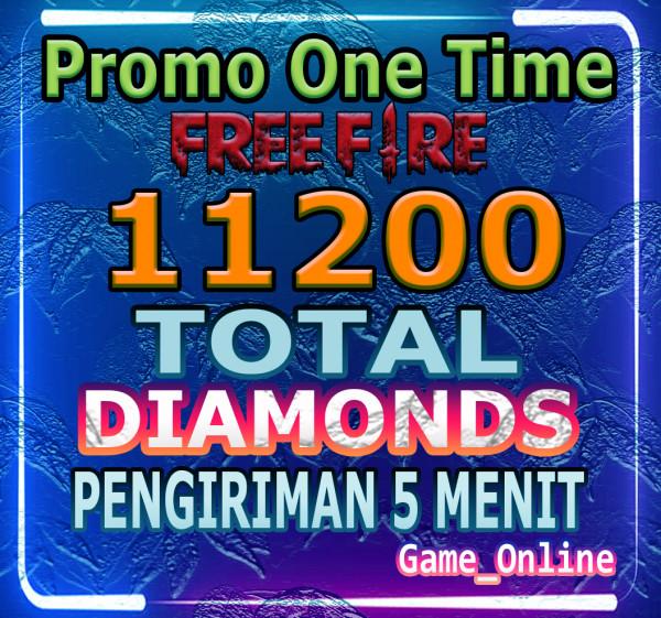 11200 Diamonds