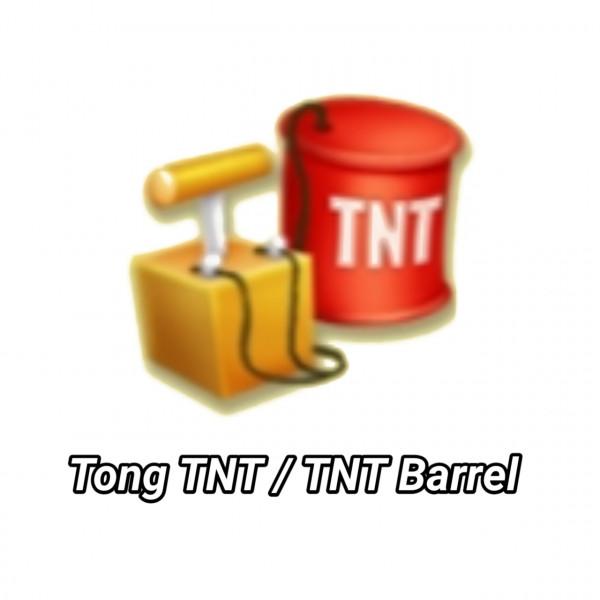 Tong TNT / TNT Barrel