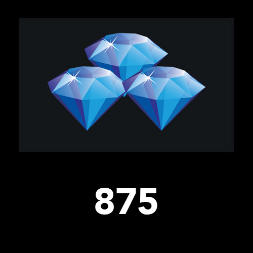 875 Diamonds