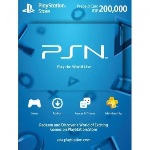 Gift Card IDR 200.000
