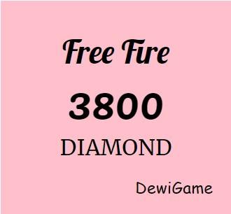 3800 Diamonds