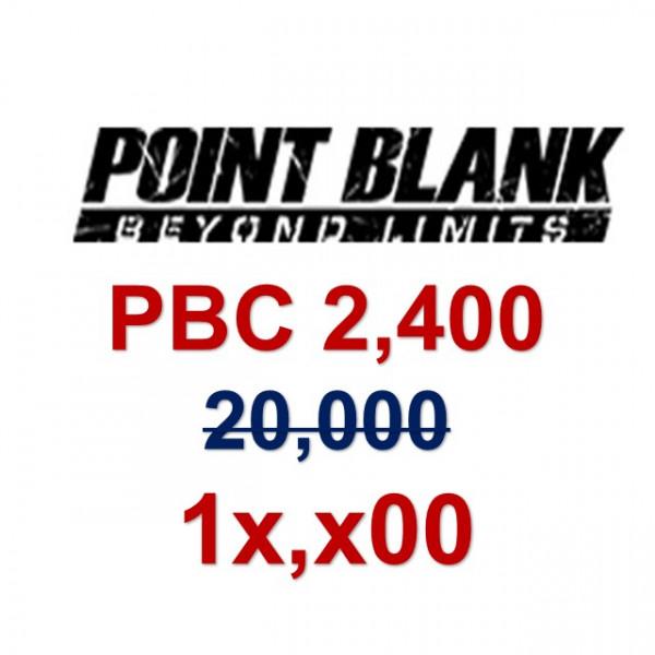 Voucher PB Cash 2400