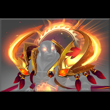 Apogee of the Guardian Flame (Immortal TI9 Ember Spirit)