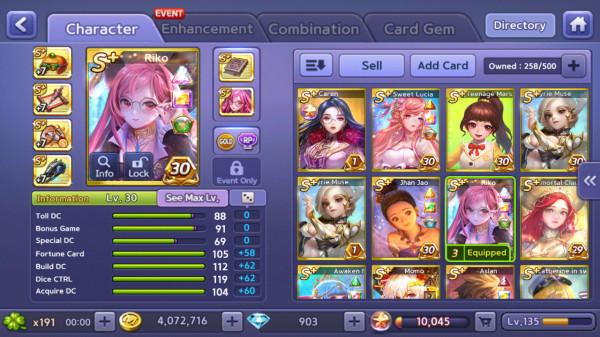 Riko+AwNirvana+Aslan+Fairy+SweetLucia+WLaira+Fate