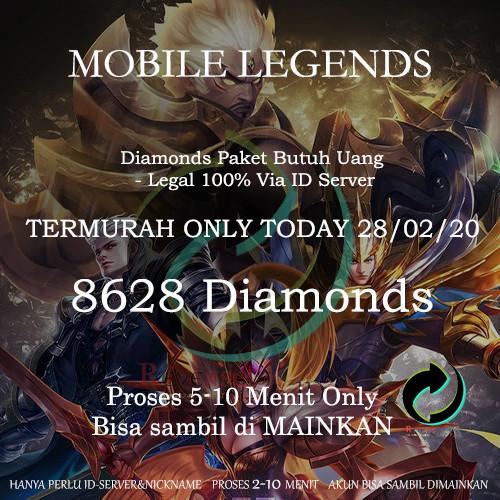 8628 Diamonds