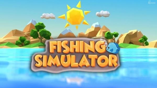 100.000 Uang Fishing Simulator