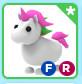 FR Unicorn - adopt me