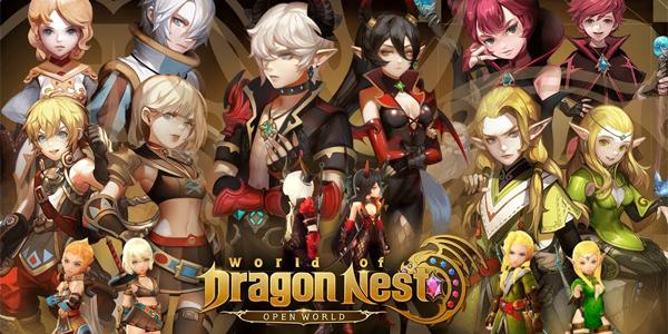 Apakah World of Dragon Nest Sejelek Itu?