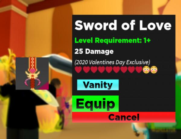 Sword of Love - Rpg Simulator