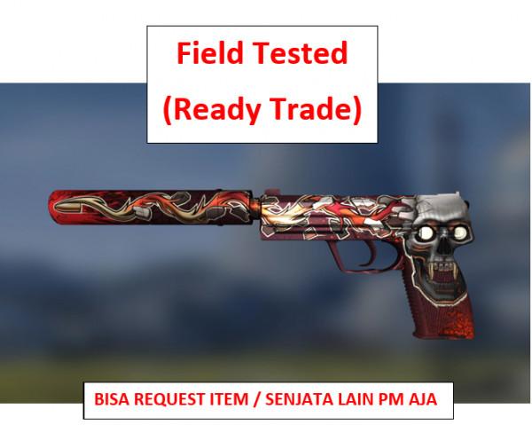 USP-S | Kill Confirmed FT | Ready Trade