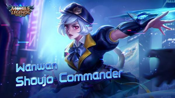 Shoujo Commander (Skin Elite Wanwan)