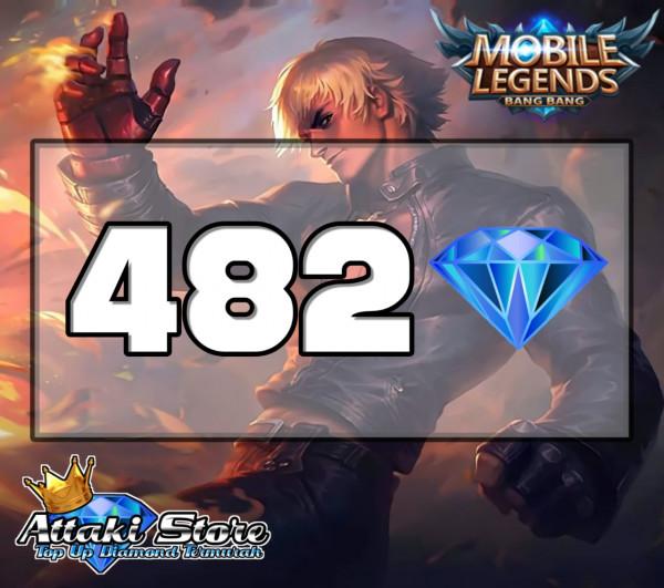 482 Diamonds