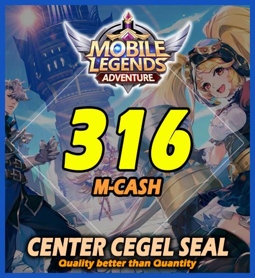 316 M-Cash