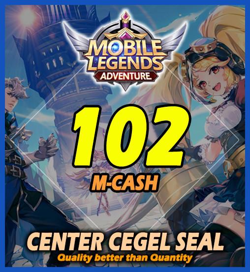 102 M-Cash