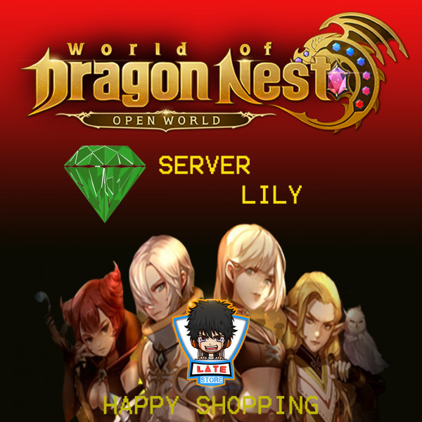 Green Diamond (server Lily)