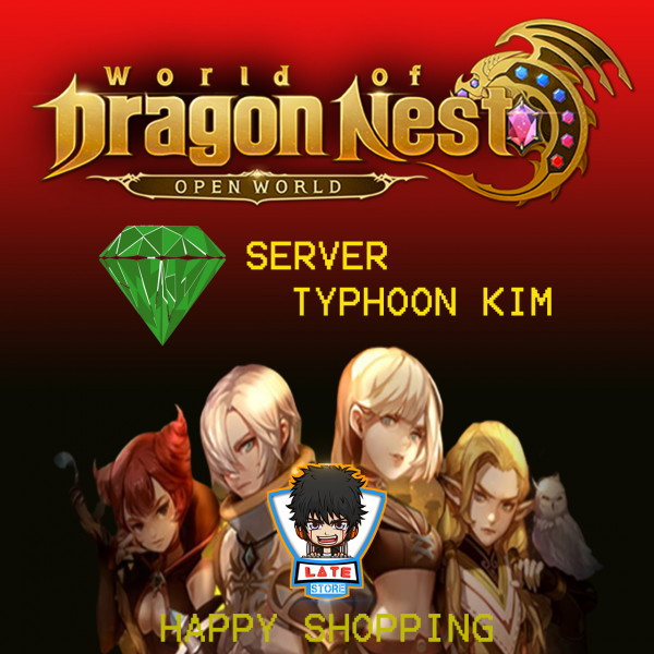 Green Diamond (server Typhoon Kim)