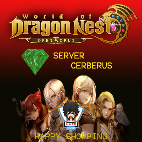 Green Diamond (server Cerberus)